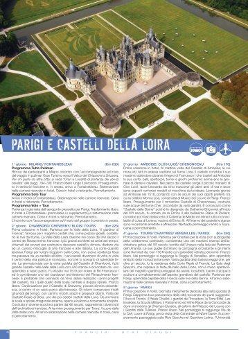PARIGI E CASTELLI DELLA LOIRA - Utat Viaggi