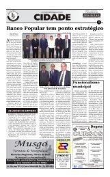 Banco Popular tem ponto estratégico - Jornal dos Lagos