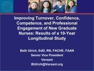 Improving Turnover, Confidence, Competence, and ... - IUPUI