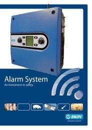Alarm System - Skov A/S