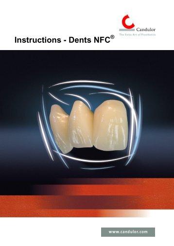 Instructions - Dents NFC - Candulor