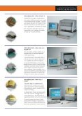 Software WinFTM® - Tabella comparativa - Fischer Technology, Inc. - Page 5