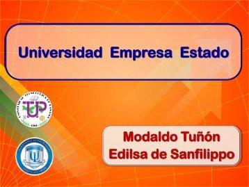 Ver Proyecto UnEE - Universidad Tecnológica de Panamá