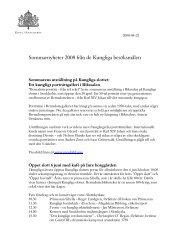 PDF-dokument - Sveriges Kungahus