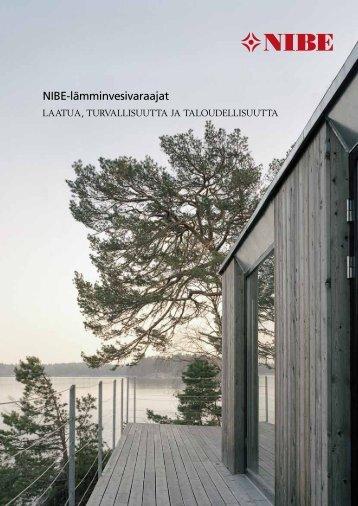 NIBE-lämminvesivaraajat - Taloon.com