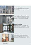 Feuer- und Rauchschutzabschlüsse - Hörmann KG - Seite 7