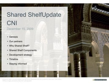 CNI Shared Shelf presentation (James Shulman).pptx - ARTstor
