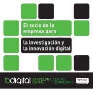 Consultad - Barcelona Digital Centro Tecnológico