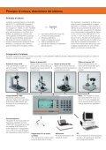 Misura dello spessore di rivestimento con il metodo coulombometrico - Page 2