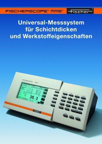 Modul BETASCOPE - Fischer Technology, Inc.