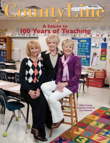 A Salute to 100 Years of Teaching - County Line Magazine