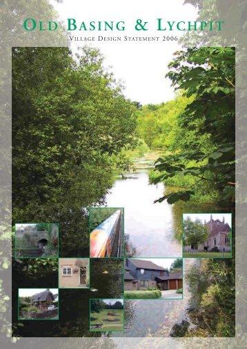 OB & L VDS ARTWORK - Basingstoke and Deane Borough Council