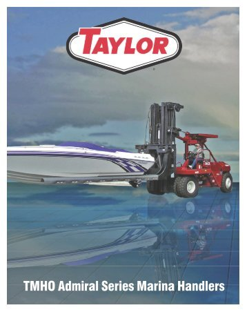 Brochure - Taylor Machine Works