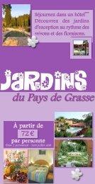 du Pays de Grasse - Riviera Incentive