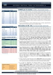 21/02/2013 Informe diario de mercados de Saxo Bank Los ...