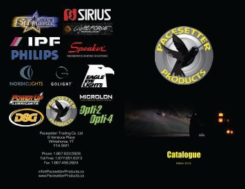 Catalogue - CBS Parts Ltd.