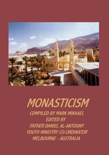 Coptic Monasticism - Pope Kirillos Scientific Family