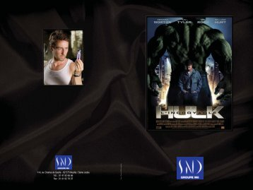 DP HULK - SND