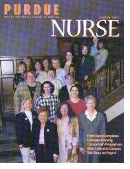 Purdue Nurse - Summer 2001 - School of Nursing - Purdue University