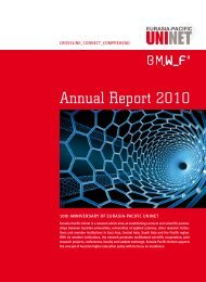 Annual_Report_2010 - Eurasia Pacific Uninet
