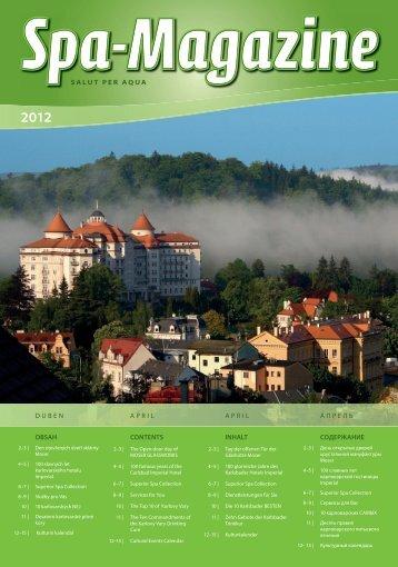 Spa-Magazine - Duben_2012 (2).indd - Laverna Romana, sro
