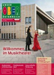 Unser Oberösterreich – Die Landesillustrierte 1/2013