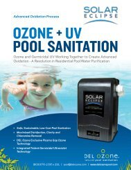 Ozone and Germicidal UV Working Together to ... - I-Newswire.com