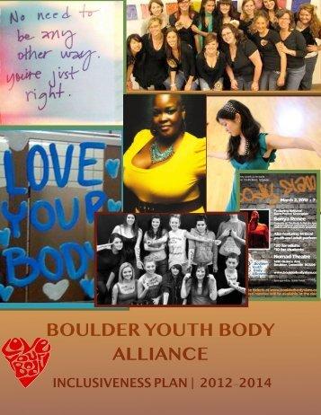 Blueprint Boulder_Youth_Body_Alliance_Inclusiveness_Plan_2012 ...