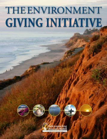 THE ENVIRONMENT - The San Diego Foundation