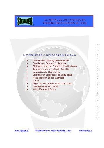 Colegios Particulares; Quorum; Anulación de Elecciones - Sigweb