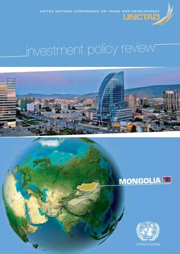 UNCTAD-Mongolia