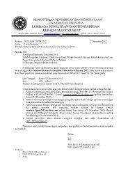 Surat Undangan - Lembaga Penelitian dan Pengabdian Masyarakat ...