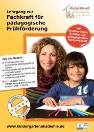 PDF-Download - Akademie für Kindergarten, Kita und Hort Gbr