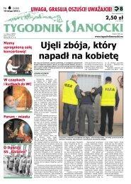 Dramat dwch rodzin, szok dla wioski - Tygodnik Sanocki