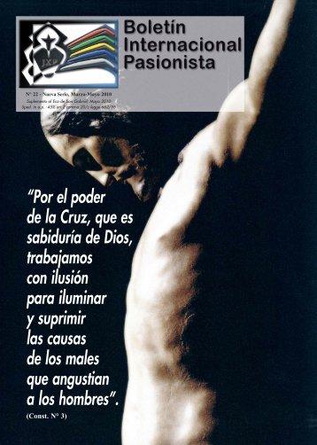 la curia informa - Passio Christi