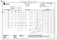 Fuel Invoice – Reference Guide - Arval