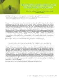 Desinfestação e estabelecimento in vitro de gemas ... - Emepa