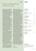 Renforcement des systèmes de santé - Capacity.org - Page 3