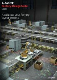 Autodesk Factory Design Suite 2011 Brochure - Asidek