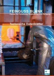 merkblatt - FEINGUSS BLANK GmbH