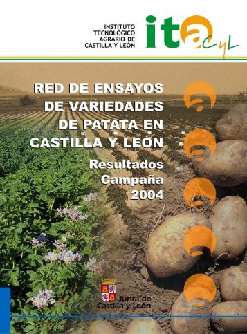 Resultados Patatas - ITACyL