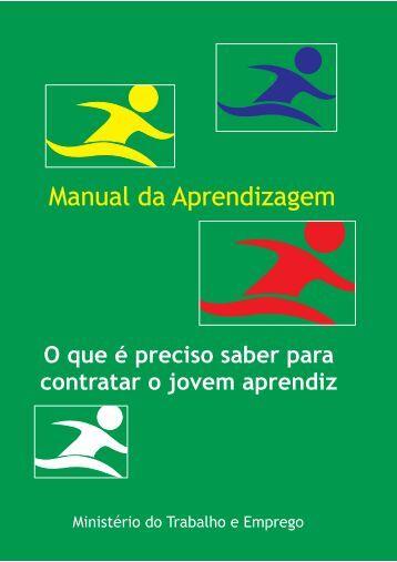 Manual do Aprendiz