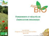 L'Agence BIO - INRA Montpellier