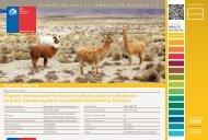 Programa de Innovación Territorial en la Región de Arica y ... - Fia