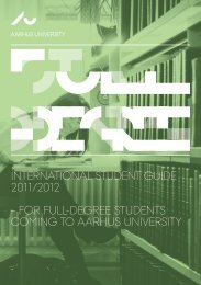 INTERNATIONAL STUDENT GUIDE 2011/2012 – FOR FULL ...