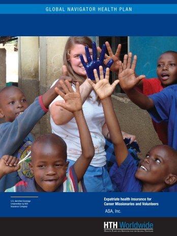 Brochure - ASA International Insurance
