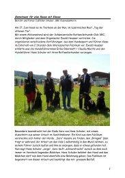 Tierheim an der Ron - Schweizerischer Rottweiler Hunde Club