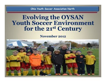 The Case for Single Carding - Ohio Youth Soccer Association North