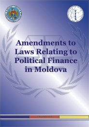 Amendments to Laws Relating to Political Finance in ... - Cec.md