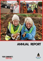 Your Call annual report 2012 - Blackburn with Darwen Borough ...